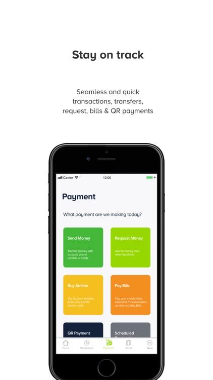 Sparkle - Finance & Lifestyle screenshot-4