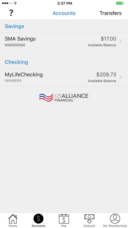 USALLIANCE FCU