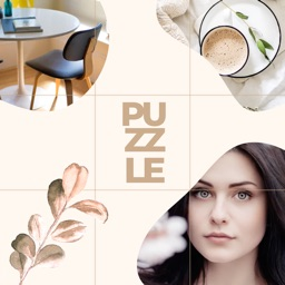 Puzzle Template for Instagram