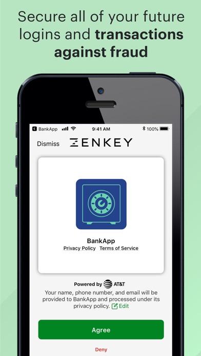 ZenKey Powered by AT&T screenshot 2