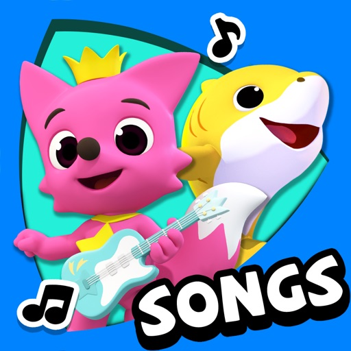 Pinkfong Songs & Stories iOS App
