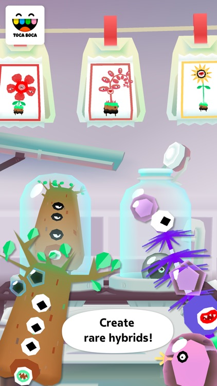 Toca Lab: Plants screenshot-4