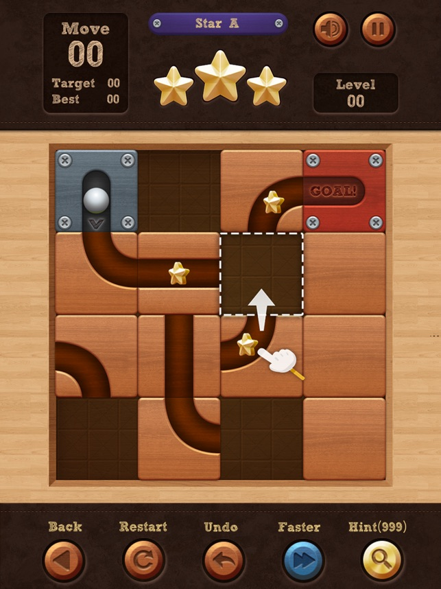 Roll the Ball® - slide puzzle on the App Store