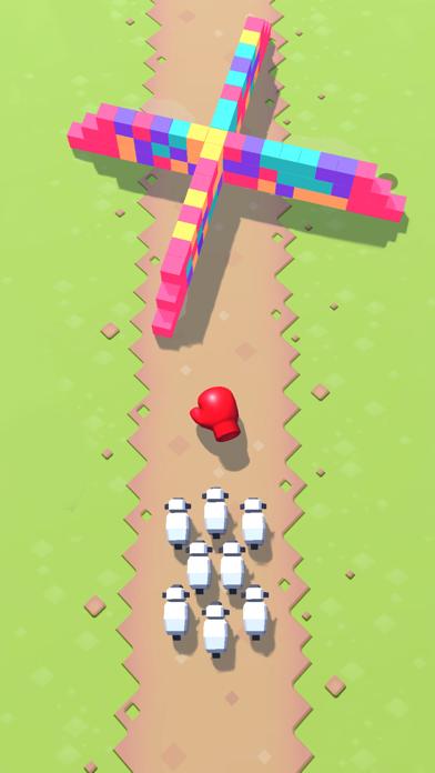 Sheep Rush! screenshot 1