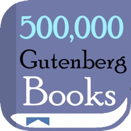 Gutenberg Reader + Many Books