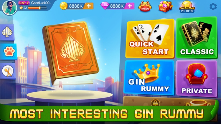 Gin Rummy !! screenshot-2