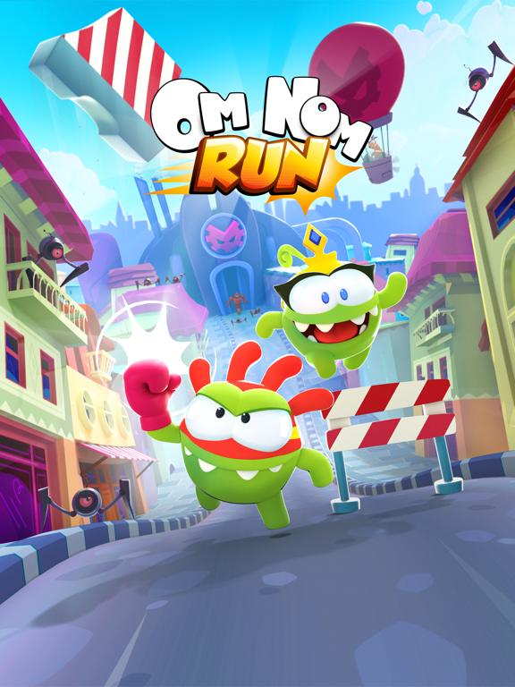 Om Nom: Run screenshot 16