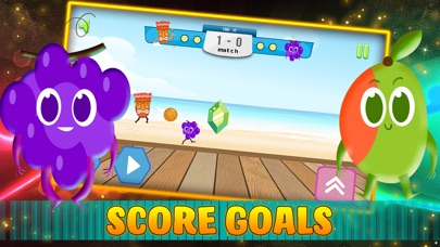 Screenshot for Fruit Sport:Play With The Ball in Belgium App Store