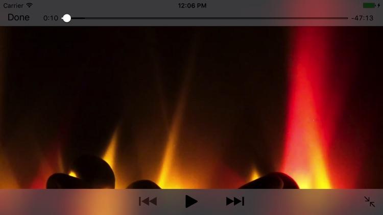Fire 2D/3D screenshot-3