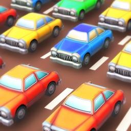 Traffic Road Fury