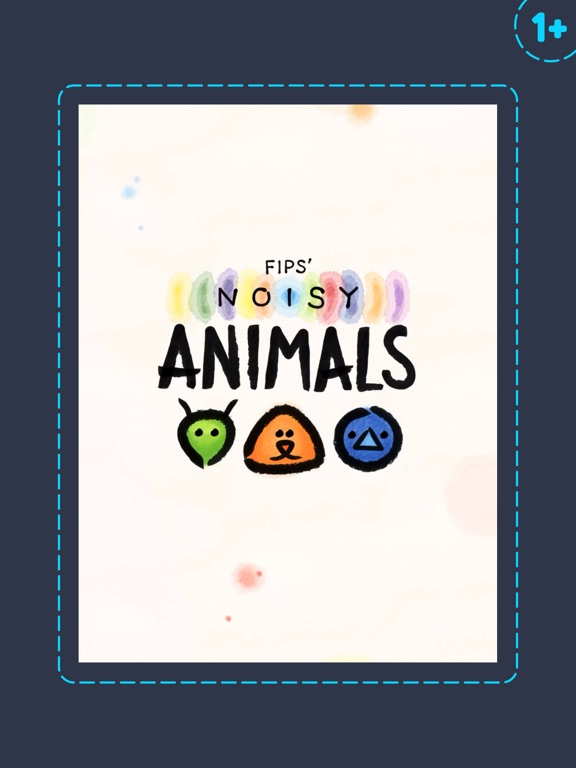 Fips' noisy Animals screenshot 5
