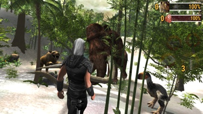 Screenshot #3 for Dinosaur Assassin: I-Pro
