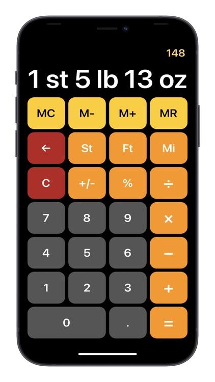 EasyCalc calculator converter