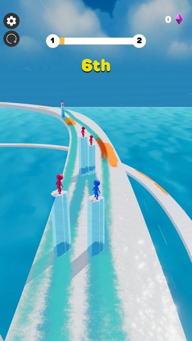 Ice Lava Run screenshot 4