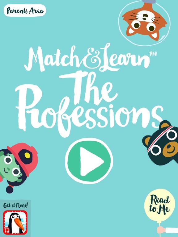 Match & Learn The Professions Screenshots