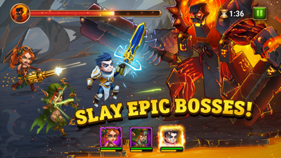 Hero Wars - Fantasy World Screenshot