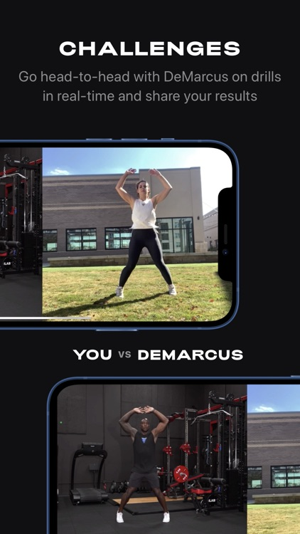 D2W Fitness by DeMarcus Ware screenshot-6