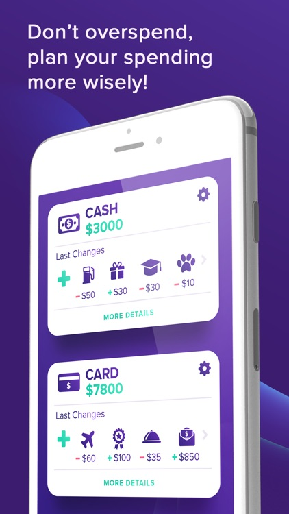 SPENDI: Expense Tracker Wallet