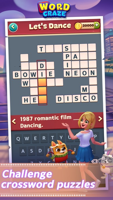 Word Craze - Trivia crosswords wiki review and how to guide