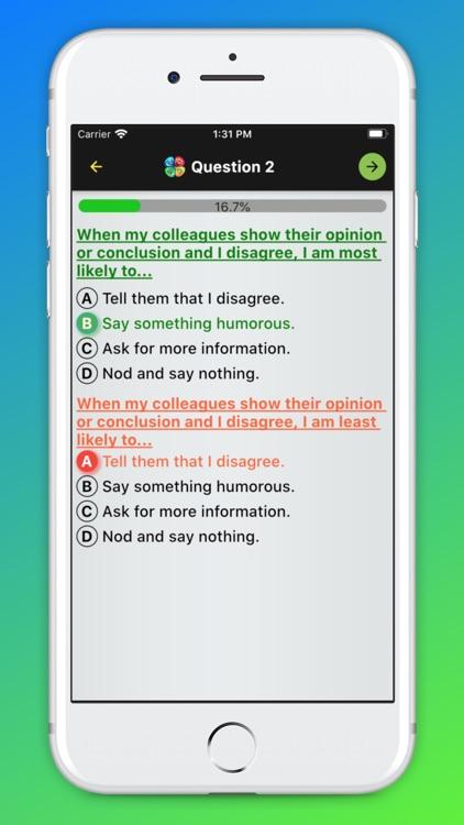 DISC Test - Personality Test screenshot-6