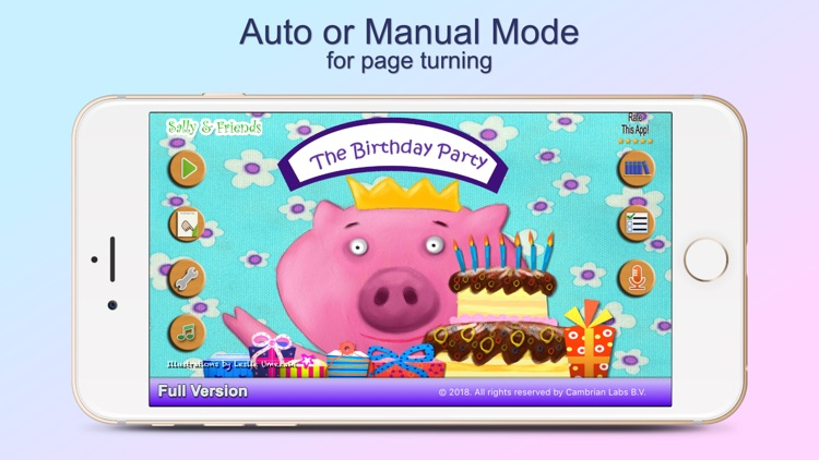 Sally & Friends:  The Birthday screenshot-4