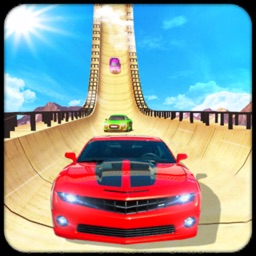 Mega Ramp Car Racing Game 3D