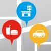 サーチランドマーク - iPhoneアプリ