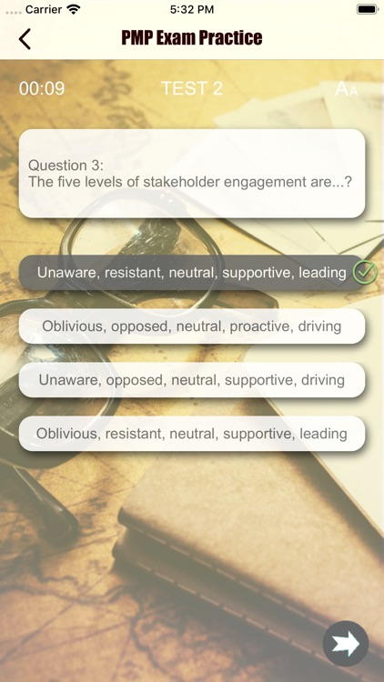 PMP Revision Aid screenshot-3