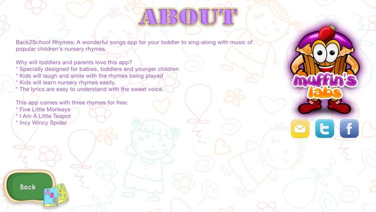 Back2School Rhymes Vol4 screenshot-4