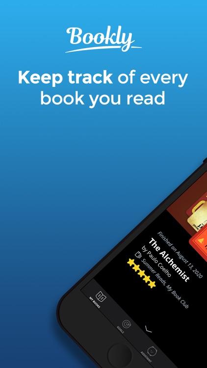Bookly - Read More Books