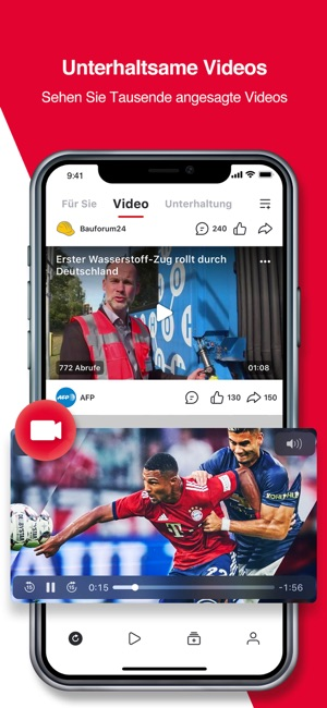 News Republic – Ihre News-App Screenshot