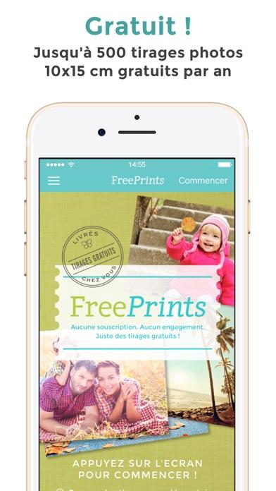 download FreePrints - Tirages gratuits apps 1