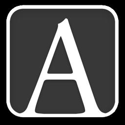 Ícone do app Author