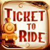 Asmodee Digital - Ticket to Ride - Train Game kunstwerk