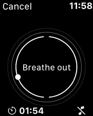 Tĩnh tâm theo hơi thở của Sibe