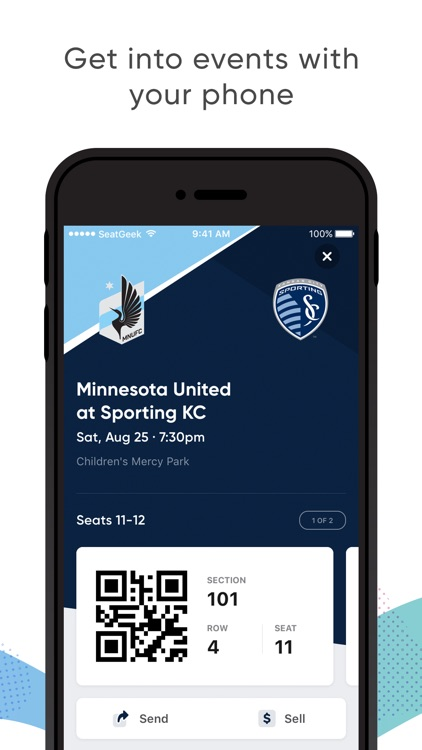 SeatGeek - Buy Event Tickets screenshot-3