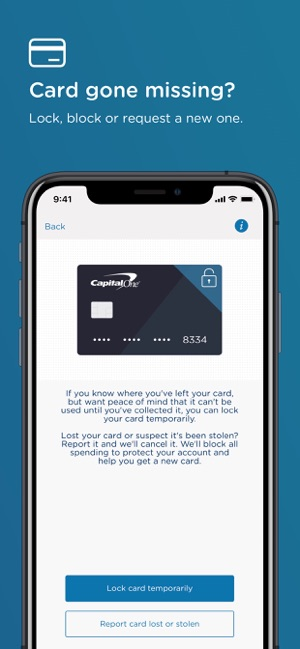 Capital one mobile apk download | Capital One® Mobile 4 19 1