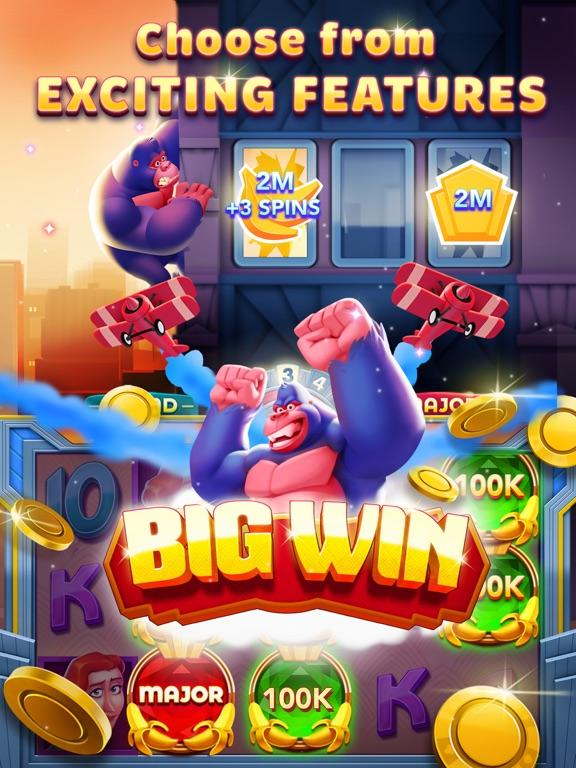 Screenshots for Big Fish Casino: Big Win Slots