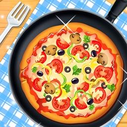Pizza Maker Baking Kitchen