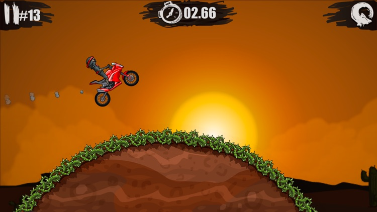 Moto X3M Bike Race Game screenshot-4