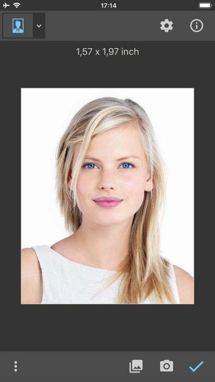 Passport Photo - ID Photo screenshot-7