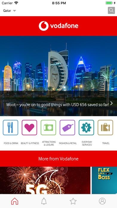 Screenshot for Vodafone ENTERTAINER in Singapore App Store