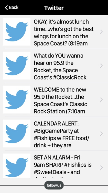 95.9 The Rocket screenshot-3
