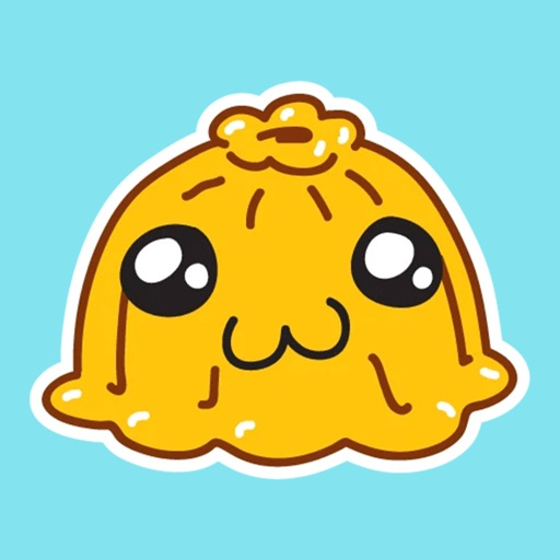 Jelly - Stickers for imessage