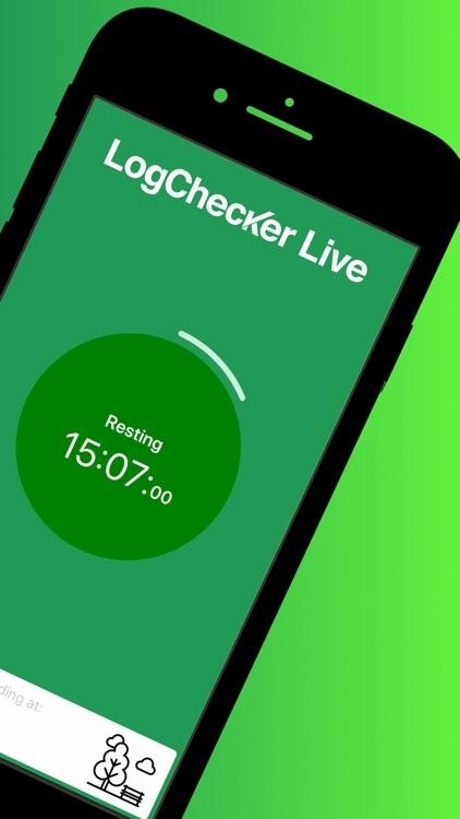 LogChecker Live