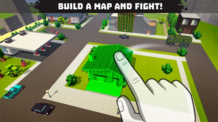 Mad GunZ - shooting game screenshot-5