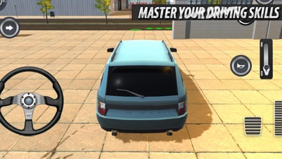 Real Driving City Sim Screenshot on iOS