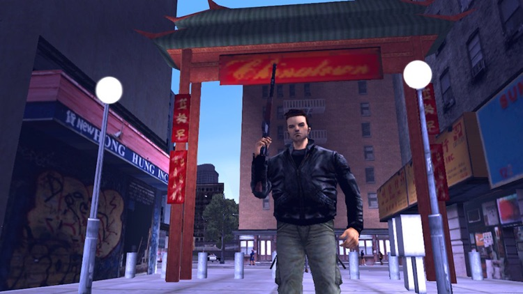 Grand Theft Auto III screenshot-1