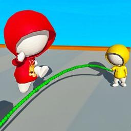 Rope Run - Fun Race Game 3D!