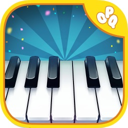 Kid Play Piano
